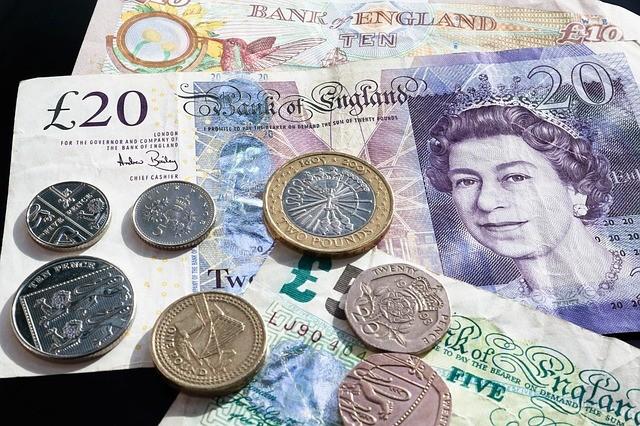 Фунты, деньги, капитал