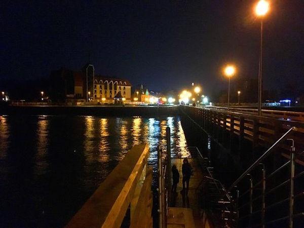 Новый год на Балтийском море