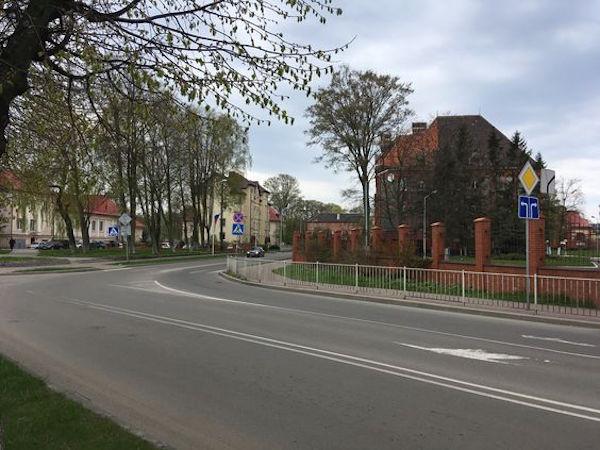 Прогулка по Балтийску, весна 2018
