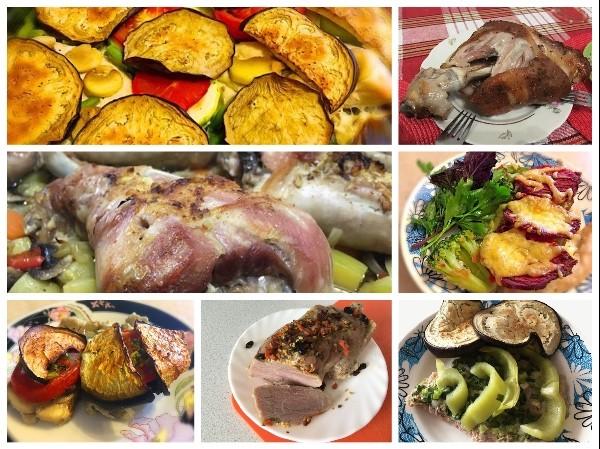 7 простых и крутых блюд в духовке