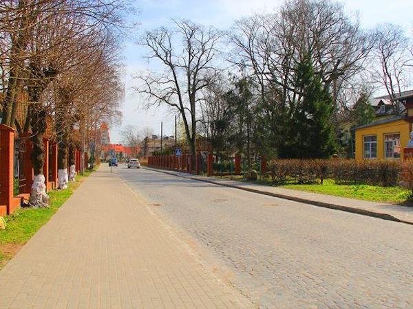 Город-курорт Пионерский