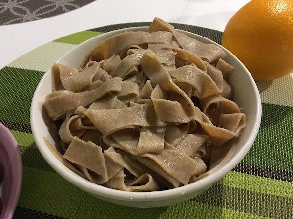Итальянская паста по домашнему