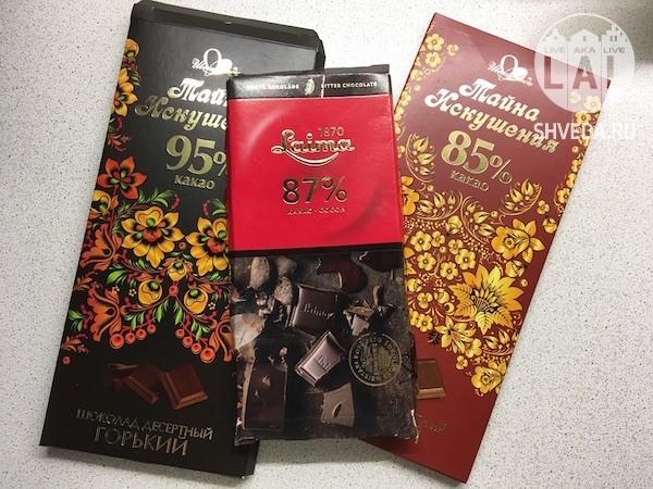 Какой шоколад лучше — латвийский или российский?