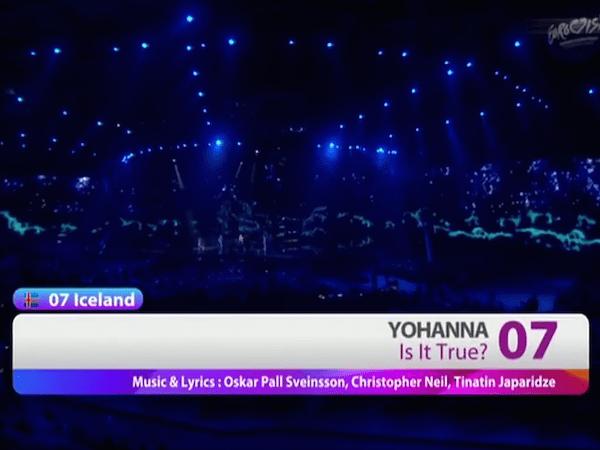 Yohanna - Is it true, текст, авторский перевод песни и видео