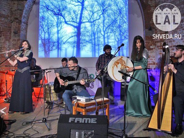Концерт фолк группы «Дамрава» в Калининграде, весна 2019 года
