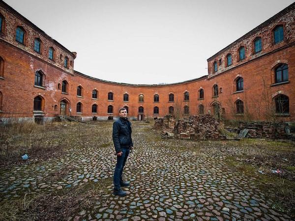 Индустриальный туризм и не только по Калининграду и области