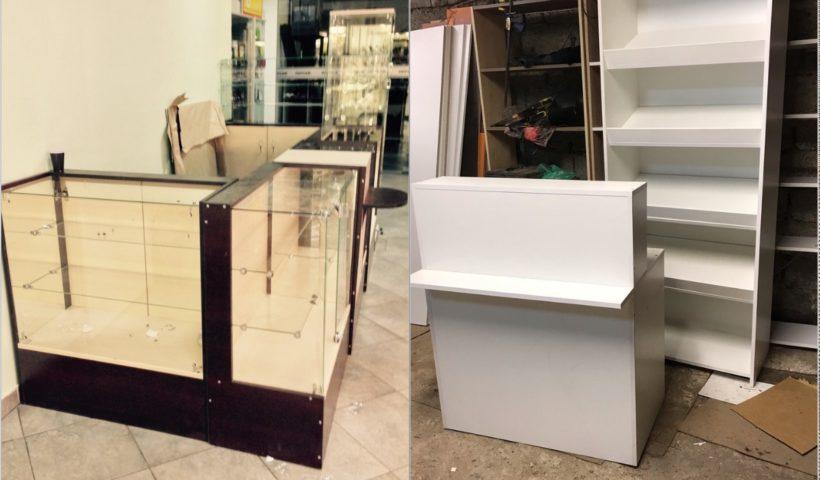 Где можно заказать изготовление торгового оборудования в Калининграде