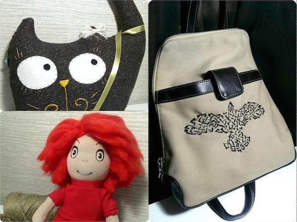 Текстильные игрушки и изделия из фетра ручной работы в Калининграде
