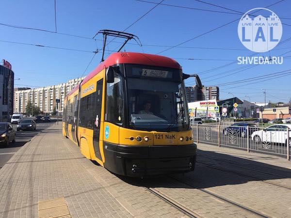О польском трамвае в Калининграде