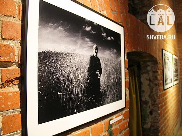 Отзыв о посещении выставки польского фотохудожника