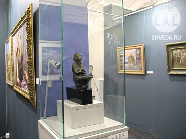 Выставка Союза художников Калининградской области «Ритмы города»
