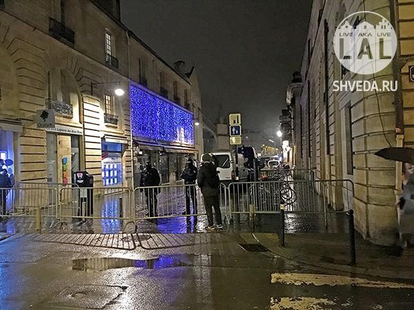 Как мы попали на забастовку желтых жилетов в Бордо