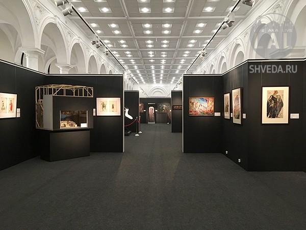 Открытие выставки Большого театра в Калининграде