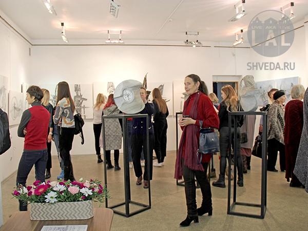 Персональная выставка Петра Торопова в Доме художника