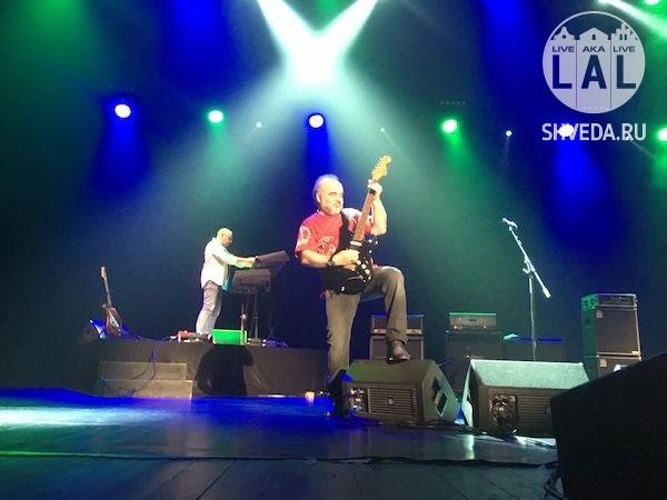 """Впечатления после концерта группы """"Черный Кофе"""" в Янтарь-Холле"""