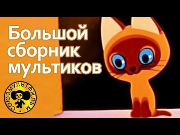 Смотрим мультфильмы онлайн: Большой сборник советских мультфильмов для малышей