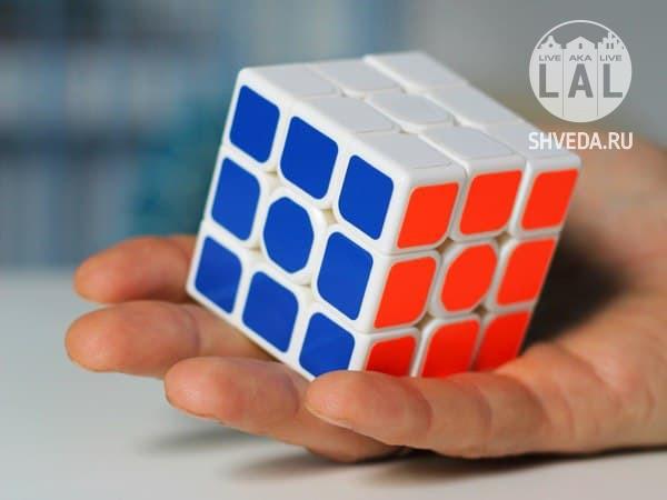 Про курс по сборке кубика Рубика