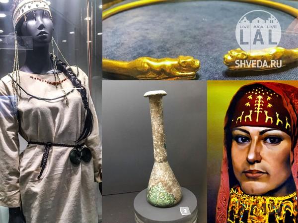 Древние украшения донских степей в Калининграде